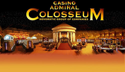 Colleseum casino casinos in canada